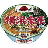 日清食品 麺NIPPON 横浜家系とんこつ醤油ラーメン 119g×12個