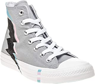 Converse All Star Pride High Boys Sneakers Grey