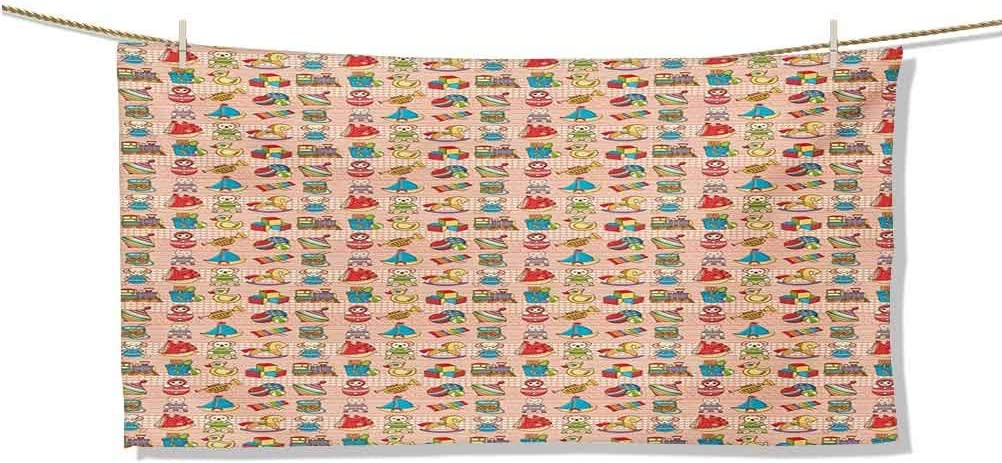 Baby Bath Houston Mall Towel Playthings for Ducks Children Rubber Ranking TOP1 Bears Teddy