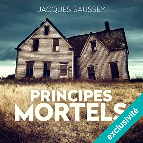 Principes mortels audiobook cover art