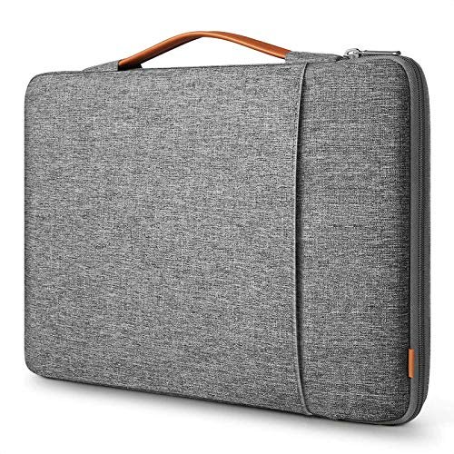 Inateck 15-15.6 Inch Laptop Case Sleeve Compatible with Chromebook Notebook Ultrabook Asus HP Huawei etc, Shock Resistant Protective Carrying Case