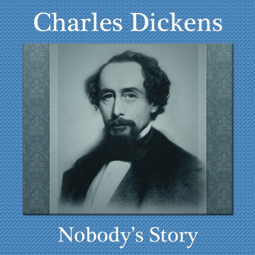 Nobody's Story audiobook cover art
