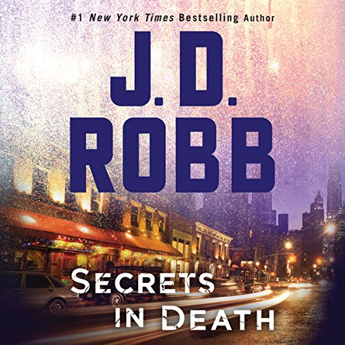 Secrets in Death audiobook cover art