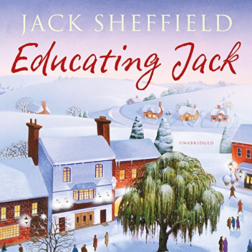 Educating Jack audiobook cover art