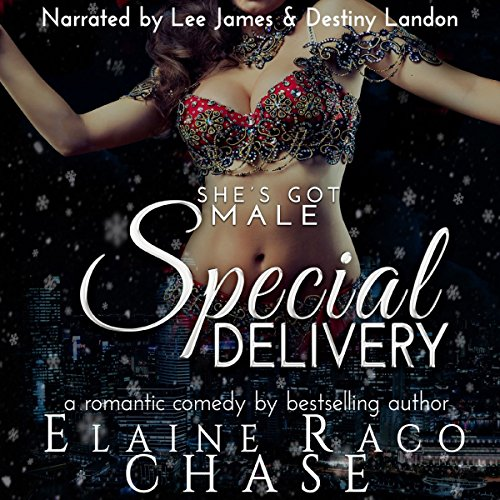 Special Delivery audiobook cover art