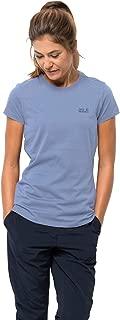 Jack Wolfskin Women's Essential T Organic Cotton T-Shirt