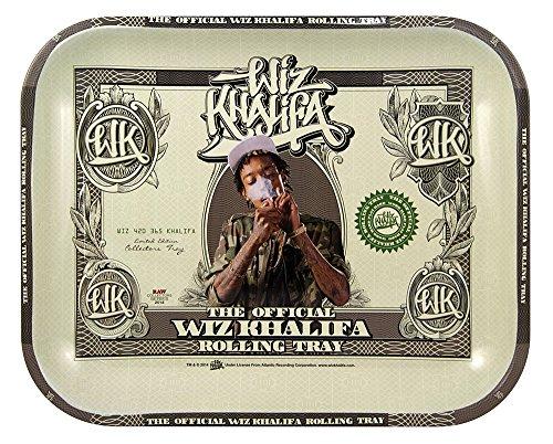 Bandeja RAW Wiz Khalifa Mediana - Bandeja de liar 40 x 20...