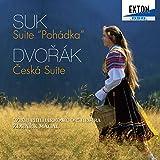 スーク:組曲 「おとぎ話」、 ドヴォルザーク:チェコ組曲