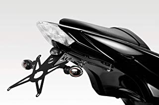 CMX500 // CMX300 Rebel 2020 De Pretto Moto Accessories - 100/% Made in Italy DPM Race Kit License Plate Holder - LED Light and Hardware Fasteners Included S-0830