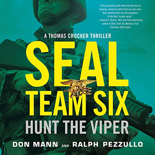 SEAL Team Six: Hunt the Viper cover art
