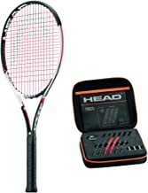 Head Graphene Touch Speed Adaptive Tennis Racquet - Strung with Kit (4-3/8)