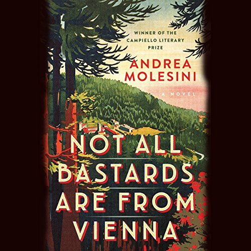 Not All Bastards Are from Vienna audiobook cover art