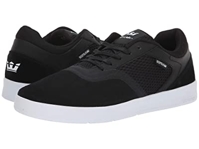 Supra Saint (Black/White) Men