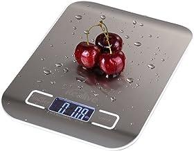 5000g//1g Digitale Küchenwaage Digital-Waage Briefwaage LCD Display AAA Batterien