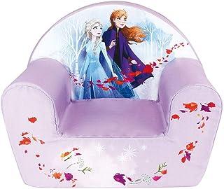 FUN HOUSE 713189 Disney Reine des NEIGES Fauteuil Club Enfant Origine France Garantie, 1 an