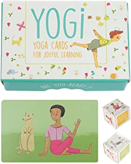 Best yoga cards for toddlers Reviews