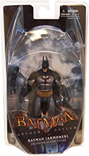 DC Batman Arkham Asylum Armored Batman Action Figure