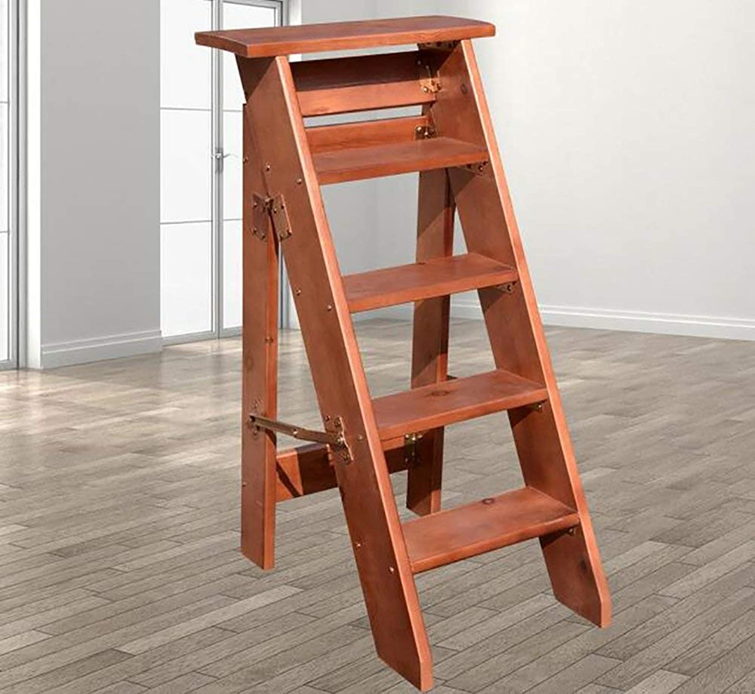 Step Stools Home 5 Tier Household Household Household Ladder Solid