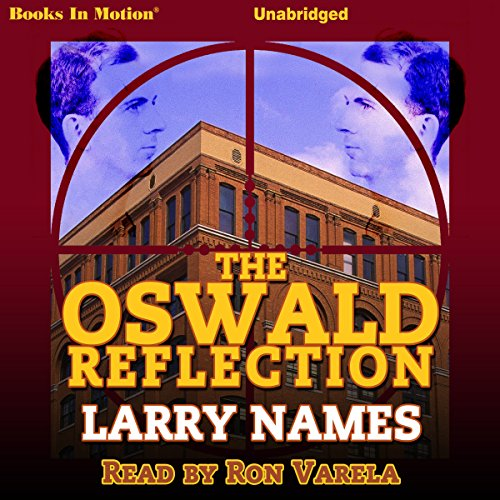 The Oswald Reflection audiobook cover art