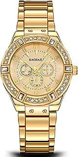 Reloj Women Relojes De Mujer En Oferta Moda Fashion Dorados Quartz Regalos para Mujer EB0035
