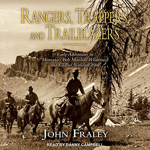 Rangers, Trappers, and Trailblazers cover art