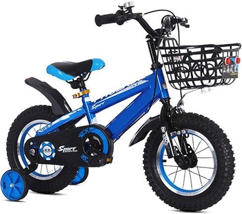 ventas en linea YUMEIGE YUMEIGE YUMEIGE Bicicletas Bicicleta para Niños y niñas Freestyle con Ruedas de Entrenamiento Bicicleta para Niños de 12 14 16 18 Pulgadas para Niños Ciclismo Adecuado para Niños de 33 a 59  de Altura Dispon  ofrecemos varias marcas famosas