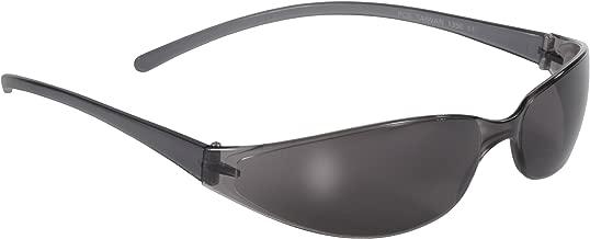 Pacific Coast Skinny Joes Slim Glasses (Black Frame/Smoke Lens)