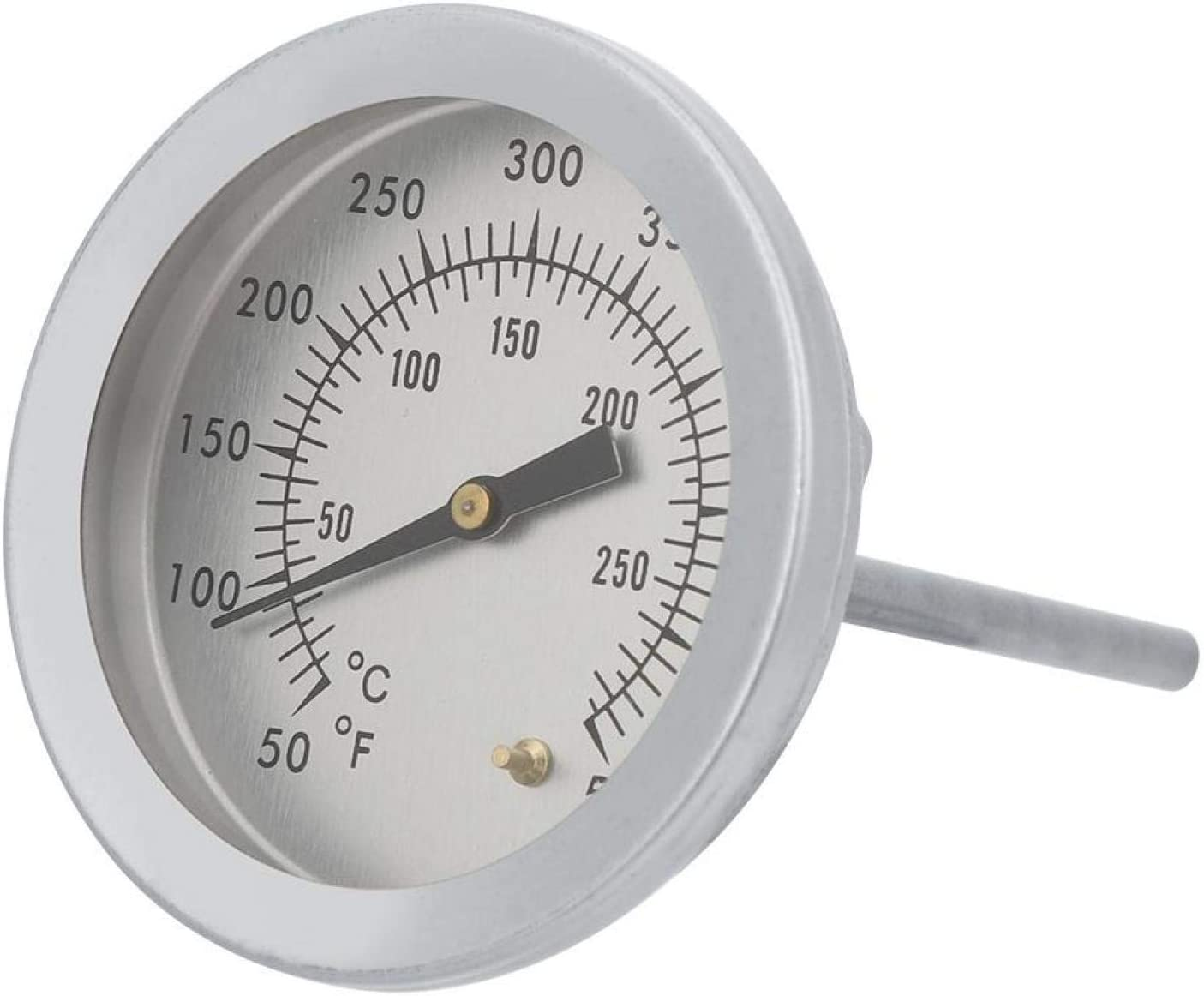 Double Scale Easy to Install Thermometer 50~5 Bombing new work Barbecue Durable Max 55% OFF