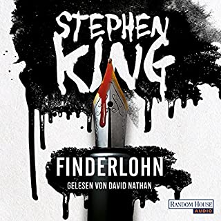 Finderlohn     Bill Hodges Trilogie 2              By:                                                                                                                                 Stephen King                               Narrated by:                                                                                                                                 David Nathan                      Length: 14 hrs and 54 mins     2 ratings     Overall 4.0