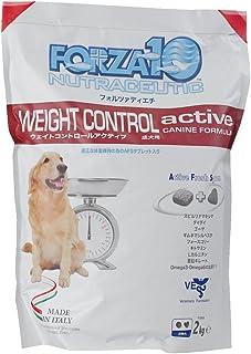フォルツァディエチ(FORZA10) 療法食 ウェイトコントロールアクティブ 2Kg