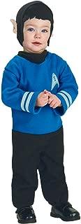 Costume Star Trek Into Darkness Spock Romper / Headpiece