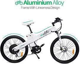 "ECOTRIC 26"" Electric Bike 2018 Update 1000W 48V/12AH Electric City Bicycle Shimano 7 Speeds LED Display Lithium Battery,90% Pre-Assembled,Max Speed: 25 mph/h"