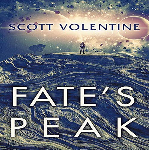 Fate's Peak audiobook cover art