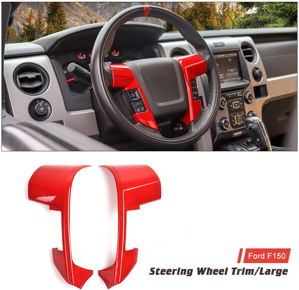 5 ☆ very Ranking TOP12 popular Car Steering Wheel Trim Cover for Frame 200 Interior Accessories