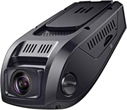 Upgraded Version Pruveeo F5 1080P Dash Cam, Discreet Design Dash Camera for Cars, 170 Wide Angle