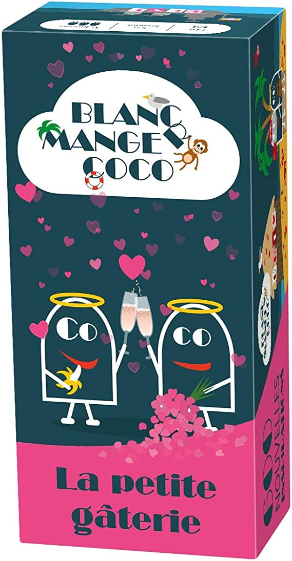 Blanc-Manger Coco-Le Coming out Extension N/º 8 Out-200 Cartas Multicolor 15