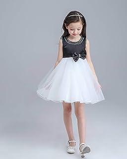 子供ドレス ベビー キッズ プリンセス ドレス 女の子 フォーマルドレス 誕生日 お食事会 パーティー 結婚式 入園式 発表会 演奏会 蝶結び