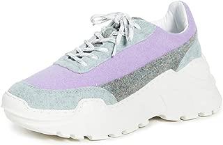 JOSHUA SANDERS Women's Zenith Felt Donna Sneakers