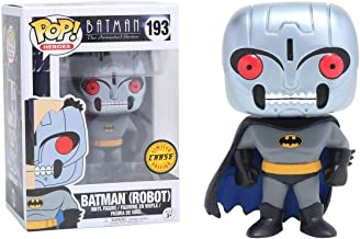 Funko Pop Vinyl Batman The Animated Series Robot Batman Figurine