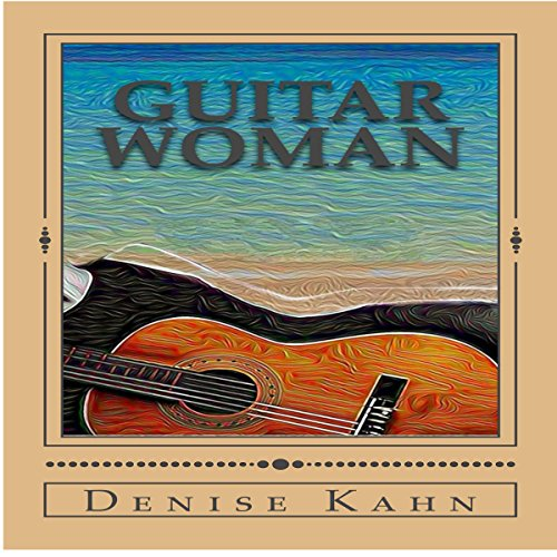 Guitar Woman audiobook cover art