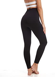 Aoxjox Yoga Pants for Women High Waisted Ombre+ Fitness Gym Sport Seamless Leggings Tights