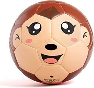 YANYODO Kid's Soccer Ball Mini Ball for Kids,Toddlers and...