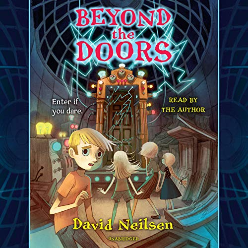 Beyond the Doors audiobook cover art