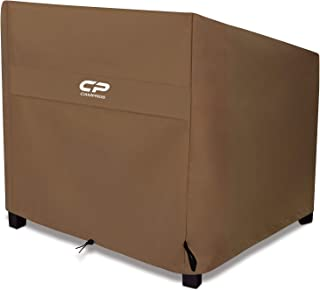 CAMPROS Patio-Chair-Covers, Lounge Deep Seat Cover, Heavy Duty Outdoor Lawn Patio Furniture Covers 1 Pack - 27W x 31D x 33...