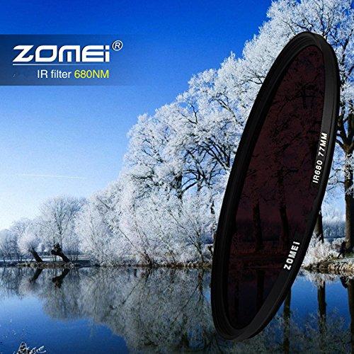 フォトショップサイトウ 高性能 赤外 フィルター IR680 nm 43 m径 イ ンフラレッド Infrared IR Filter 赤外線 透過