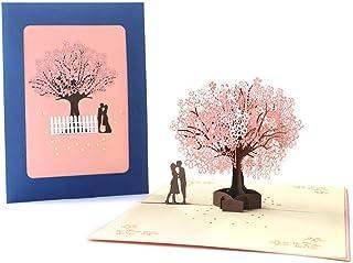 Felly Tarjeta Cumpleaños, Tarjeta Boda, Tarjetas de Felicitación, Regalos para Tu Novia Originales, Navidad Dia de la Madre Aniversario San Valentín Boda