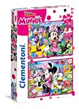 Clementoni 24750 Minnie Happy Helpers Puzzle, 40 Piezas