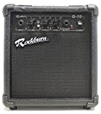 Rockburn Amp-10 Watt Amplifier for Electric Guitar (BC-10S-BK)