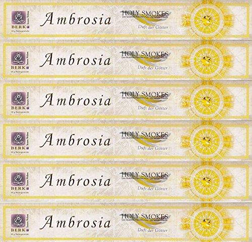 Berk Ambrosia Bild