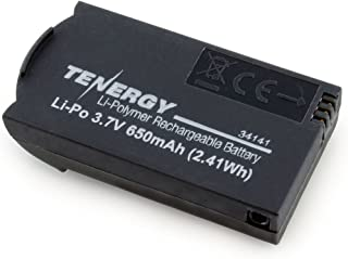 Tenergy TDR Phoenix Quadcopter 3.7V 650mAh LIPO Replacement Battery